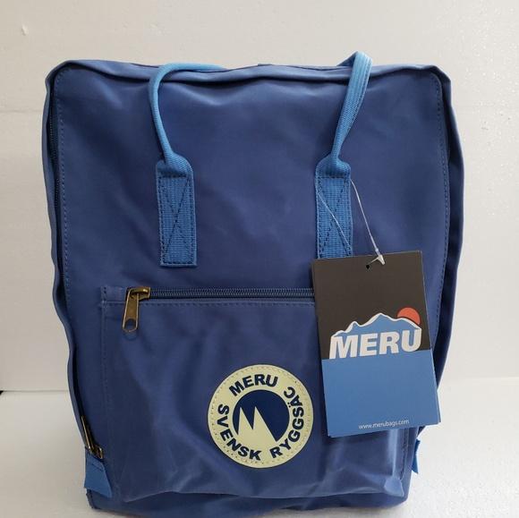 5e0edc6c54f1 Meru Svensk Ryggsac backpack